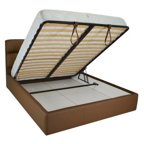 Мягкая кровать Richman Оксфорд 140
