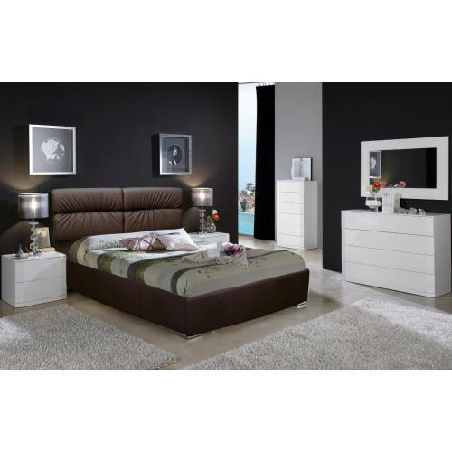 Мягкая кровать Richman Оксфорд 180