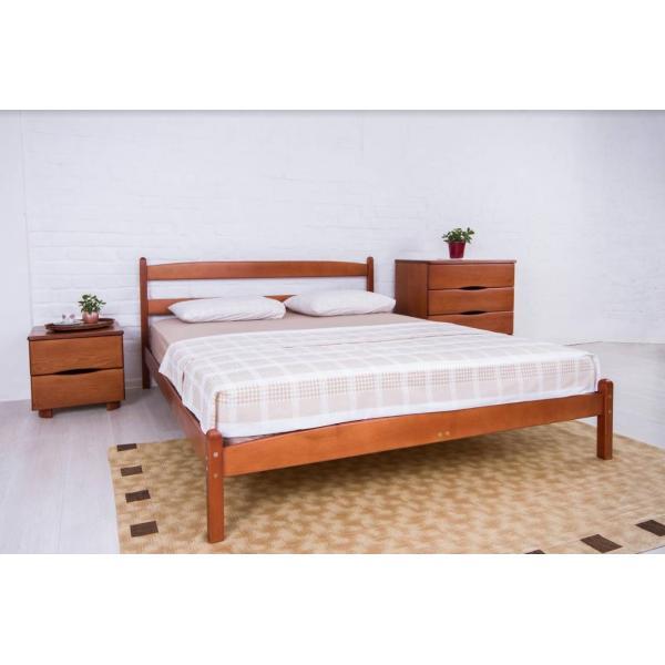 Деревянная кровать Ликерия без изножья Микс Мебель 180 см