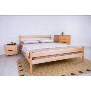 Деревянная кровать Ликерия с изножьем Микс Мебель 80 см