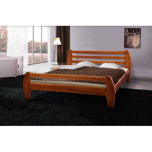 Деревянная кровать Galaxy Микс Мебель 140 см